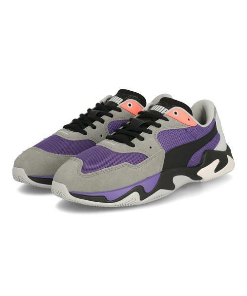 メンズ靴, スニーカー PUMA STORM LOUD 373405 01 GF