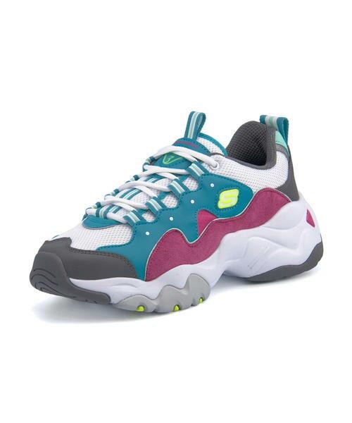 レディース靴, スニーカー SKECHERS() DLITES 3.0-ZENWAY DAD(3.0) 12955 TQPK