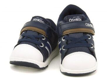 OSHKOSH(オシュコシュ) ベビー シューズ OSK B406 ネイビー