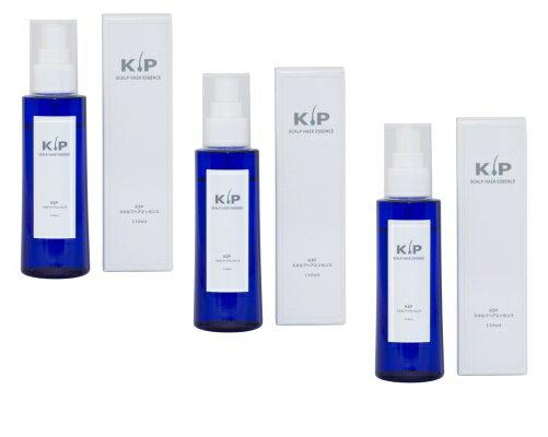 KIP-スカルプヘア エッセンス3本セット:ASESORIA MEDICA