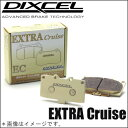 DIXCEL(ディクセル)【ジムニー 型式:JA11C/JA11V 年式:90/2〜98/8】ブレーキパッドEC(エクストラクルーズタイプ/フロント用)