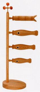 木製鯉のぼりA中送料無料