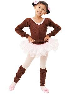 そろそろ気になるレッグウォーマーシンプルさと安さでヘビロテ確定!レッグウォーマー子供用6色展開バレエ・ダンス