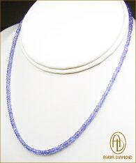 宝石ネックレス