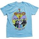 JUNK FOOD ジャンクフード ロックTシャツ バンドTシャツ The Who US Tour 1976