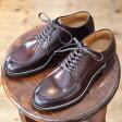 Makers メイカーズ 靴 V TIP BLUCHER 15AW BURGUNDY