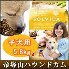 狗 SOLVIDA 溶膠維達印度 Pape 5.8 公斤室內飼養小狗斷奶孕期護理有機食品糞便氣味減少小小狗的狗媽媽和我們將更新維護 2014年-10-產品包裝,內容有點母親狗健康的飲食。