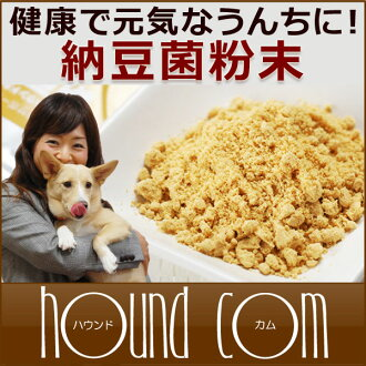 Eat probiotics natto bacteria powder 150 g dog homemade rice 5P13oct13_b