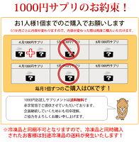 【送料無料】毎月1日更新!1000円サプリ
