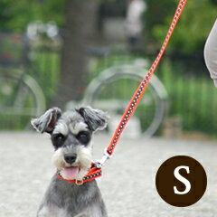 ASHU ラブリードット サイズS 全長110cm 犬用リード お散歩 犬用リード 水玉 ピンク ブルー 中型犬 大型犬ペット用品 ペットグッズ 犬 用品 おしゃれ お散歩 グッズ カラー 犬のリード 丈夫 紐 犬のグッズ ネコ ねこ