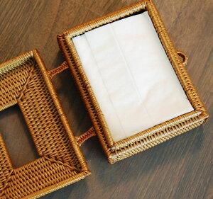 バリ島のアタ製ポケットティッシュケース