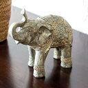 象のオブジェ (66584) 【オブジェ 象 ぞう 動物 アニマル バ...