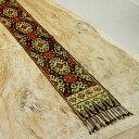 【メール便対応】バリ島の伝統的な模様が入った手織りの アジアン イカッ...