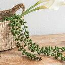 グリーンネックレス フェイクグリーン(66370)【観葉植物 吊るす ...