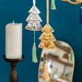 大人のクリスマスに!北欧風のおしゃれなクリスマスオーナメント・オブジェは?