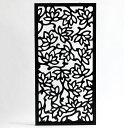 ロータスをモチーフにした長方形のアートパネル[40×80cm][10784]【壁掛け インテリア ア ...