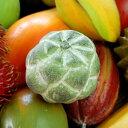 木彫りのアジアンフルーツ[マンカウ][10534]【本物そっくりバリ島...