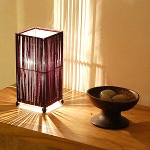 アジアンランプならではの幻想的な光と影が浮き出るバリ島の人気アジアン雑貨バンブースピット...