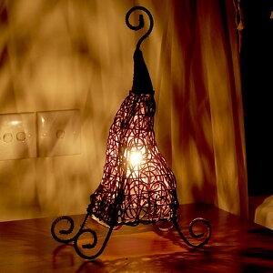 アジアン照明ならではの幻想的な光と影が浮き出るバリ島の人気アジアンランプアジアン照明 ラ...