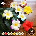 【高品質タイプ】本物そっくり!インテリアに花を添えるバリ島の人気アジアン雑貨フランジパニ...