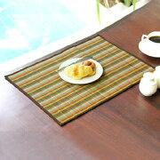 ランチョン アジアンランチョンマット テーブル プレースマット プレイスマット キッチン アジアン
