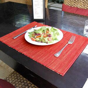 ウォーター ヒヤシンス アジアンランチョンマット テーブル プレースマット ランチョン アジアン おしゃれ キッチン ナチュラル エスニック