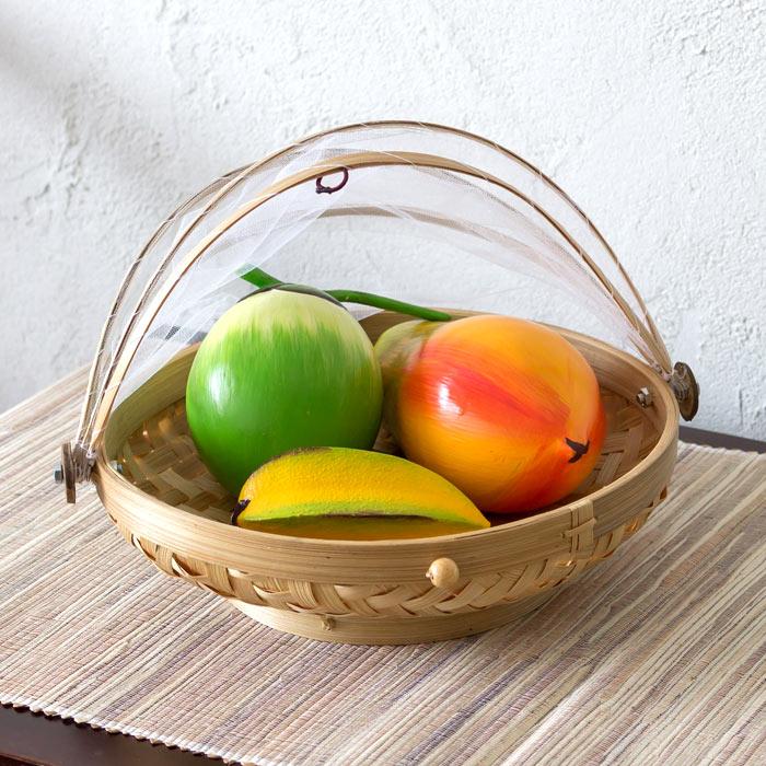 アールケイプランニングアジア工房『竹製アジアンフードストッカー』