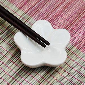 プルメリア モチーフ アジアン フラット ホワイト フランジパニ シンプル ハワイアン カトラリー おしゃれ
