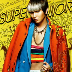 SUPER JUNIOR(スーパー・ジュニア)/Mr.Simple-5集(Type.A)(限定版-イトゥク)(Korea Ver.)