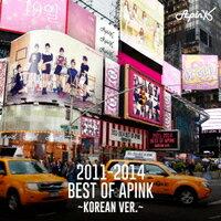 APink/2011-2014BestofApink〜KoreanVer.〜(CD)日本盤エーピンク