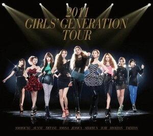 ★ポスター付★少女時代/2011 Girls' Generation Tour (2CD+PHOTOBOOK) 韓国盤