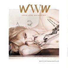 【メール便送料無料】ジェジュン(JYJ) / [WWW] SOLO ALBUM (CD) 韓国盤 KIM JAEJOONG Who When Why