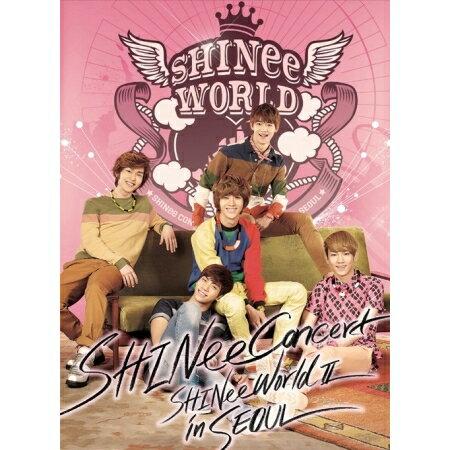 CD, 韓国(K-POP)・アジア SHINee SHINee THE 2ND CONCERT SHINEE WORLD 2 IN SEOUL (2CD)