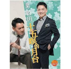 葉啟田/ 十五暝的月台(CD+DVD) 台湾盤 Ye Qi-Tian イェ・チーティエン 寶島歌王 葉啓田