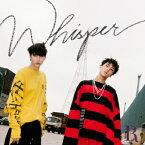 LR(VIXX)/ Whisper -2nd Mini Album (CD) 韓国盤 ビックス エルアール ウィスパー