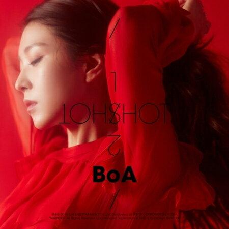 【メール便送料無料】BoA/ ONE SHOT, TWO SHOT -1st Mini Album (CD) 韓国盤 ワンショット ツーショット ボア