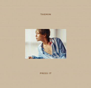 CD, 韓国(K-POP)・アジア (SHINee) Press It -1 A Ver. (CD) TAEMIN