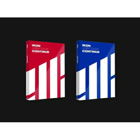 CD, 韓国(K-POP)・アジア iKON NEW KIDS : CONTINUE -Mini Album (CD)