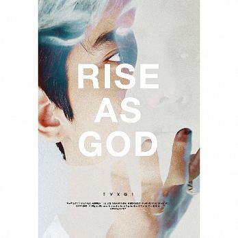CD, 韓国(K-POP)・アジア  RISE AS GOD -Special Album WHITE Ver. (CD) TVXQ