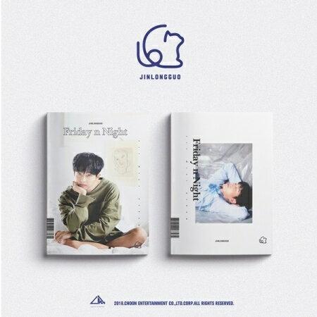 CD, 韓国(K-POP)・アジア  FRIDAY N NIGHT -1st Mini Album (CD) KIM YONGGUK JIN LONGGUO 40857;