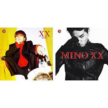 【メール便送料無料】ソン・ミノ(WINNER)/ XX -MINO FIRST SOLO ALBUM ※ランダム発送 (CD) 韓国盤 ウィナー SONG MINO