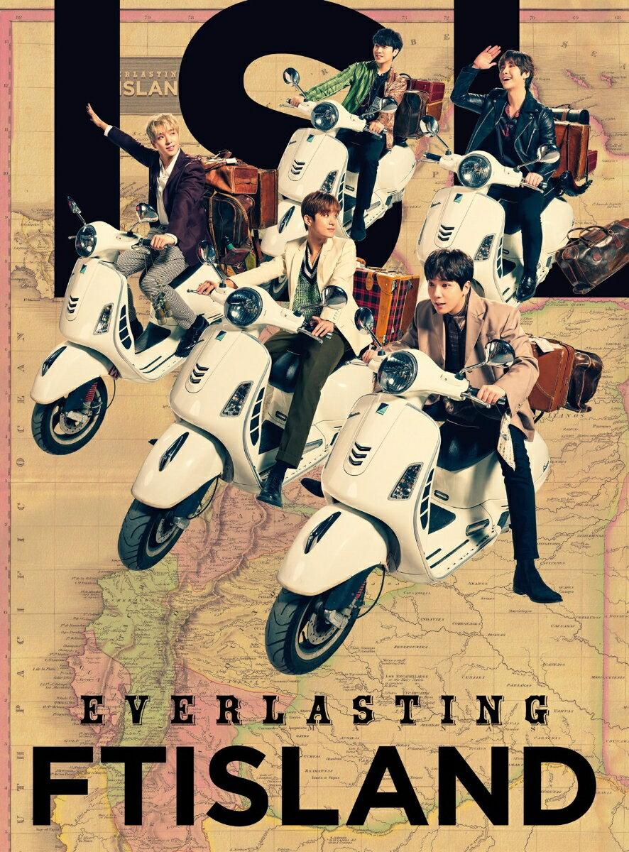 CD, 韓国(K-POP)・アジア FTIsland Everlasting A (CDDVD)