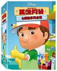 アニメ/ おたすけマニー (DVD-BOX) 台湾盤 Handy Manny 6 DVD Collection