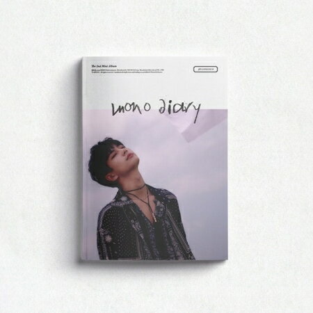韓国(K-POP)・アジア, 韓国(K-POP)  MONO DIARY -2nd Mini Album (CD) KIM YONGGUK 40857; JIN LONGGUO