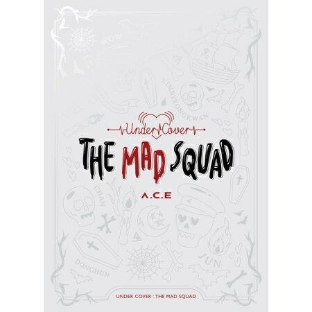 韓国(K-POP)・アジア, 韓国(K-POP) A.C.E UNDER COVER : THE MAD SQUAD -3rd Mini Album (CD) ACE