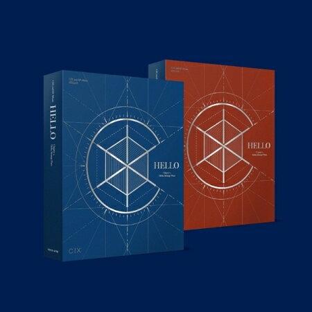 韓国(K-POP)・アジア, 韓国(K-POP) CIX HELLO CHAPTER 2. HELLO, STRANGE PLACE -2nd EP Album (CD)