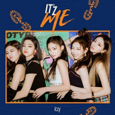 韓国(K-POP)・アジア, 韓国(K-POP) ITZY ITZ ME (CD) ITS ME