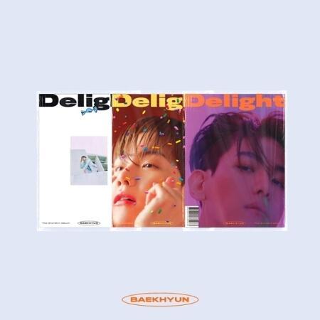 CD, 韓国(K-POP)・アジア (EXO) DELIGHT -2nd Mini Album (CD) BAEK HYUN