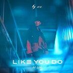 林俊傑/ Like You Do (英文EP)(CD)台湾盤 JJ リン・ジュンジェ Lin Junjie