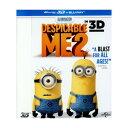 映画/ 怪盗グルーのミニオン危機一発<3D+2D> (2Blu-ray) 台湾盤 Despicable Me 2 ブルーレイ